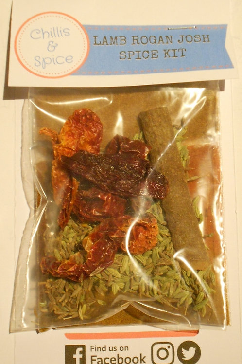 Rogan Josh spice kit