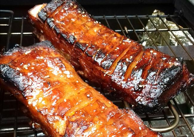 Asian ribs