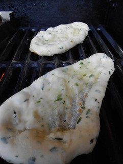 naan on bbq