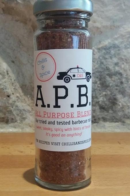 All Purpose Spice Blend