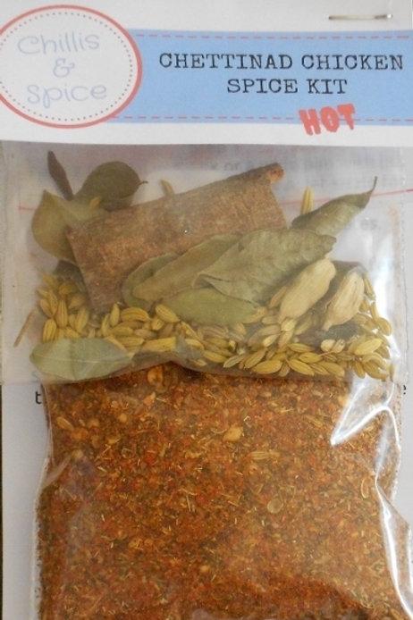 Chettinad chicken spice kit