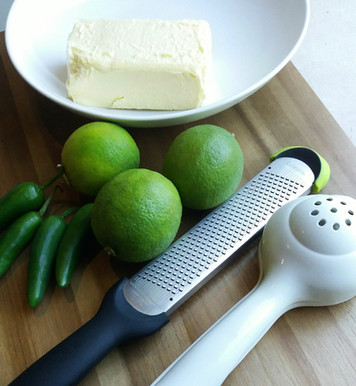 Jalapeno Lime Butter