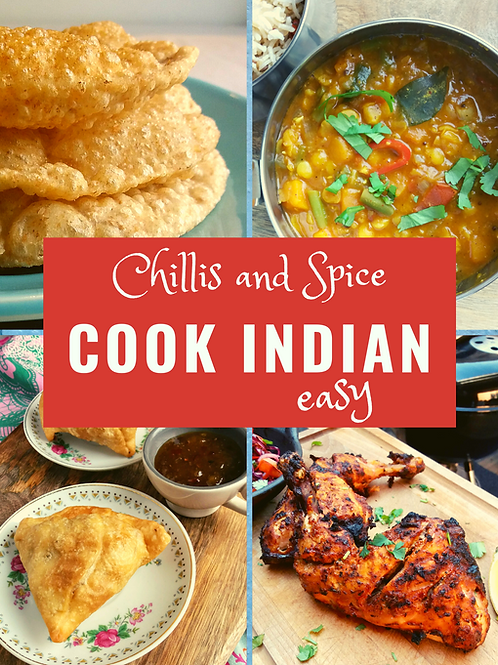 Cook Indian Easy cookbok