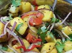 Indian potatoes