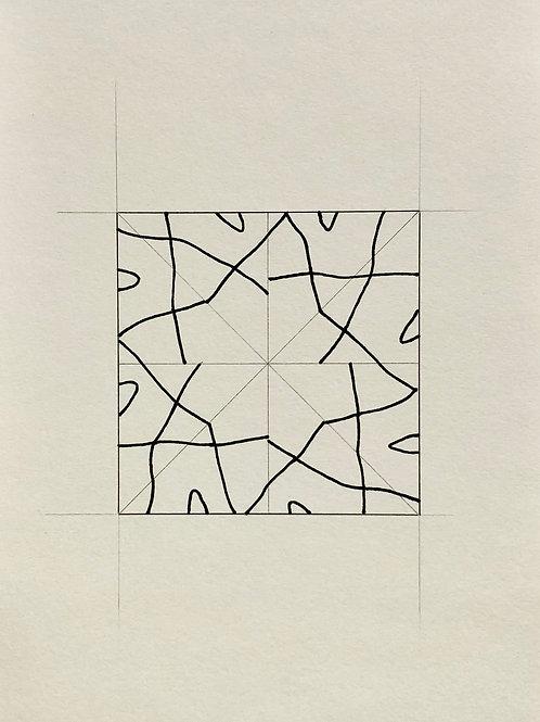 Thomas Spoerndle: Palm Mapping, Left