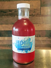 joi Kombucha (blueberry lemonade)