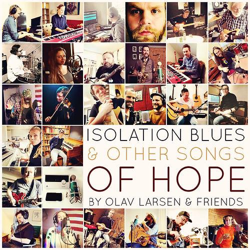 Cover Isolation Blues - Olav Larsen & Fr