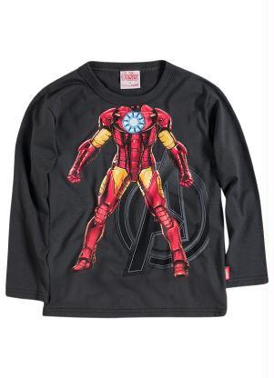 Camiseta Homem de Ferro - Brandili