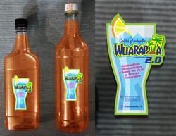 etiqueta wuarapita