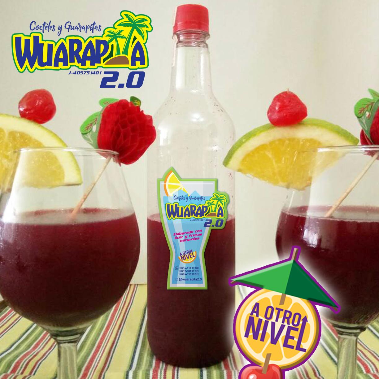 Bebidas alcohólicas en base a frutas