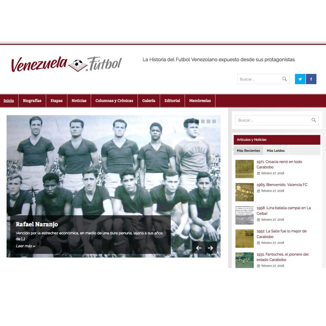 vzla futbol web