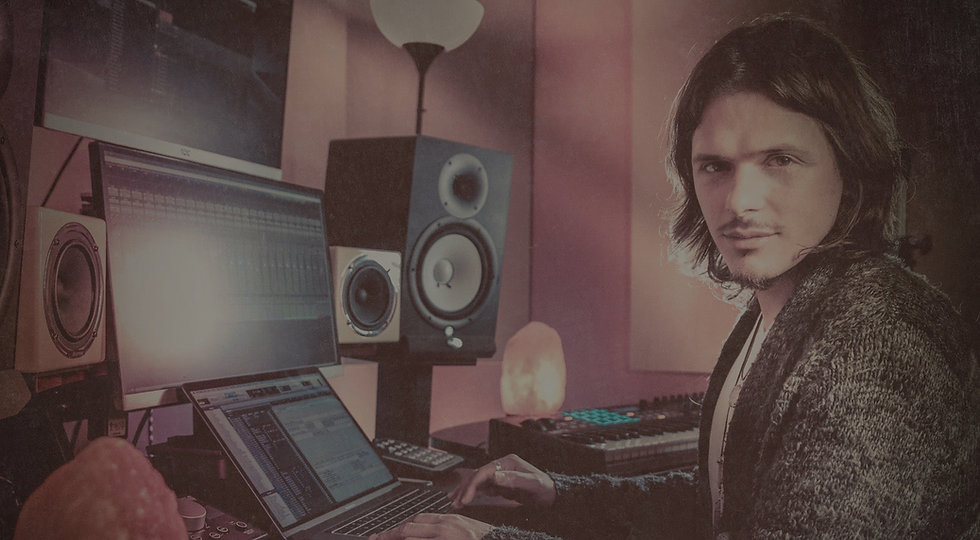 Marko Fazio at Elevate Music Producitons