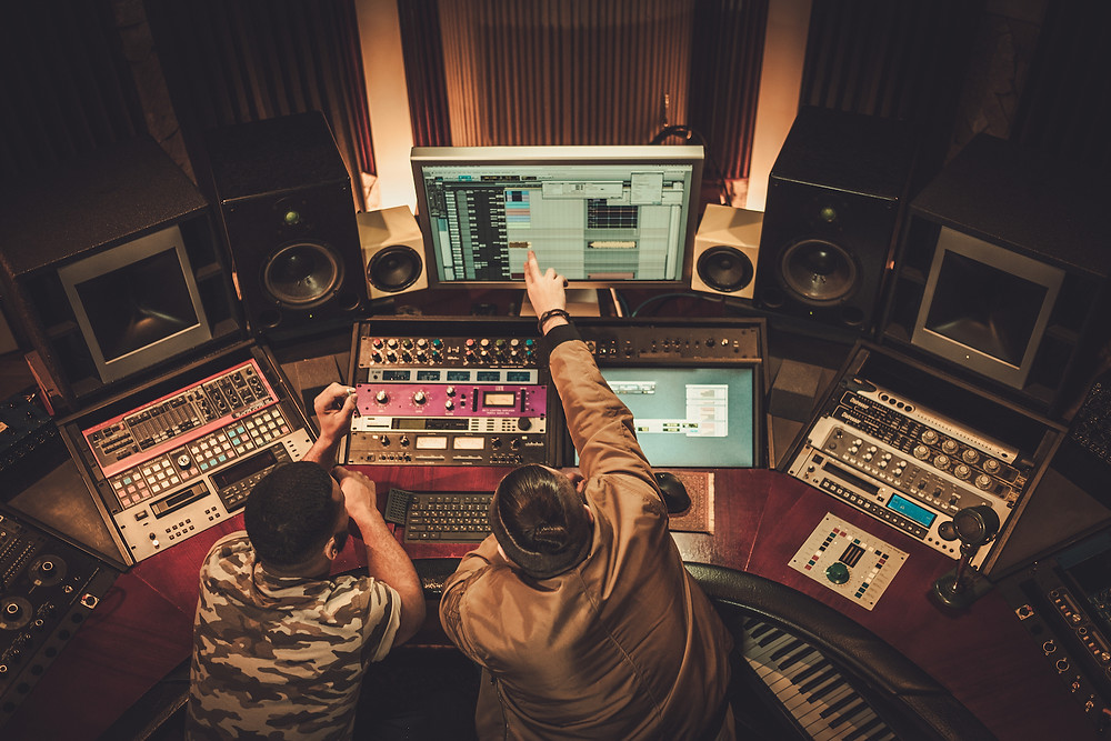 What Does Music Producer Do?