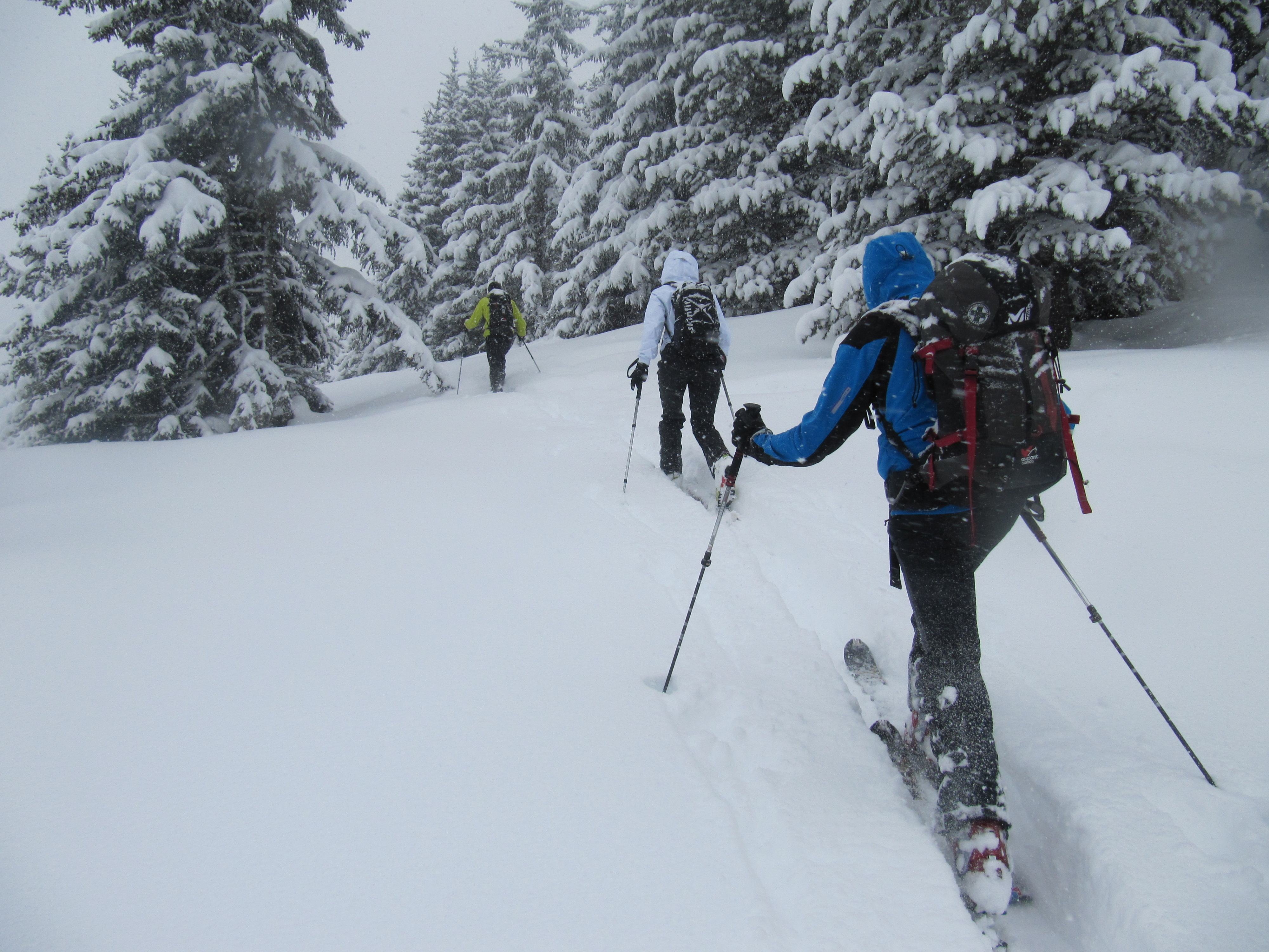Skitour Frudiger