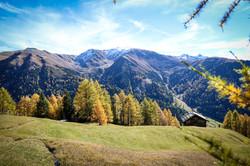 Tschey Herbst Blick vom Frudiger
