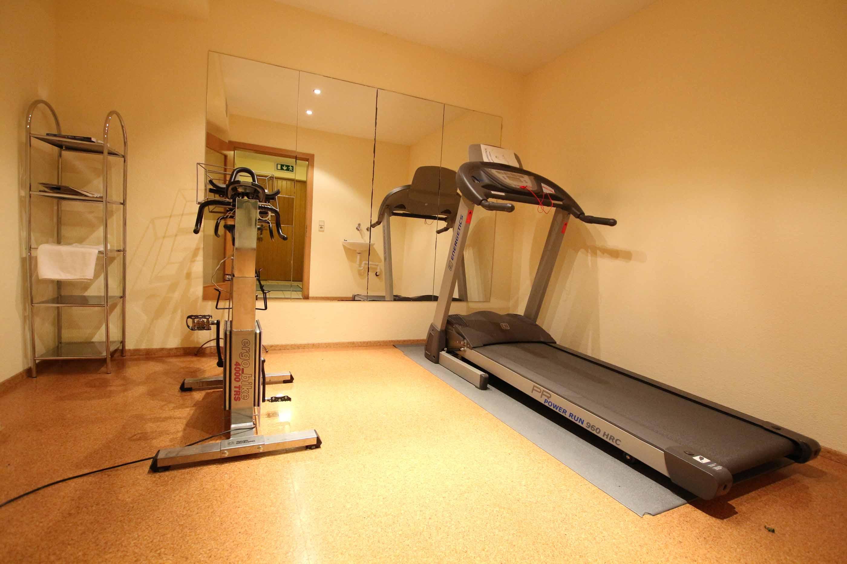 kostenloser Fitnessraum
