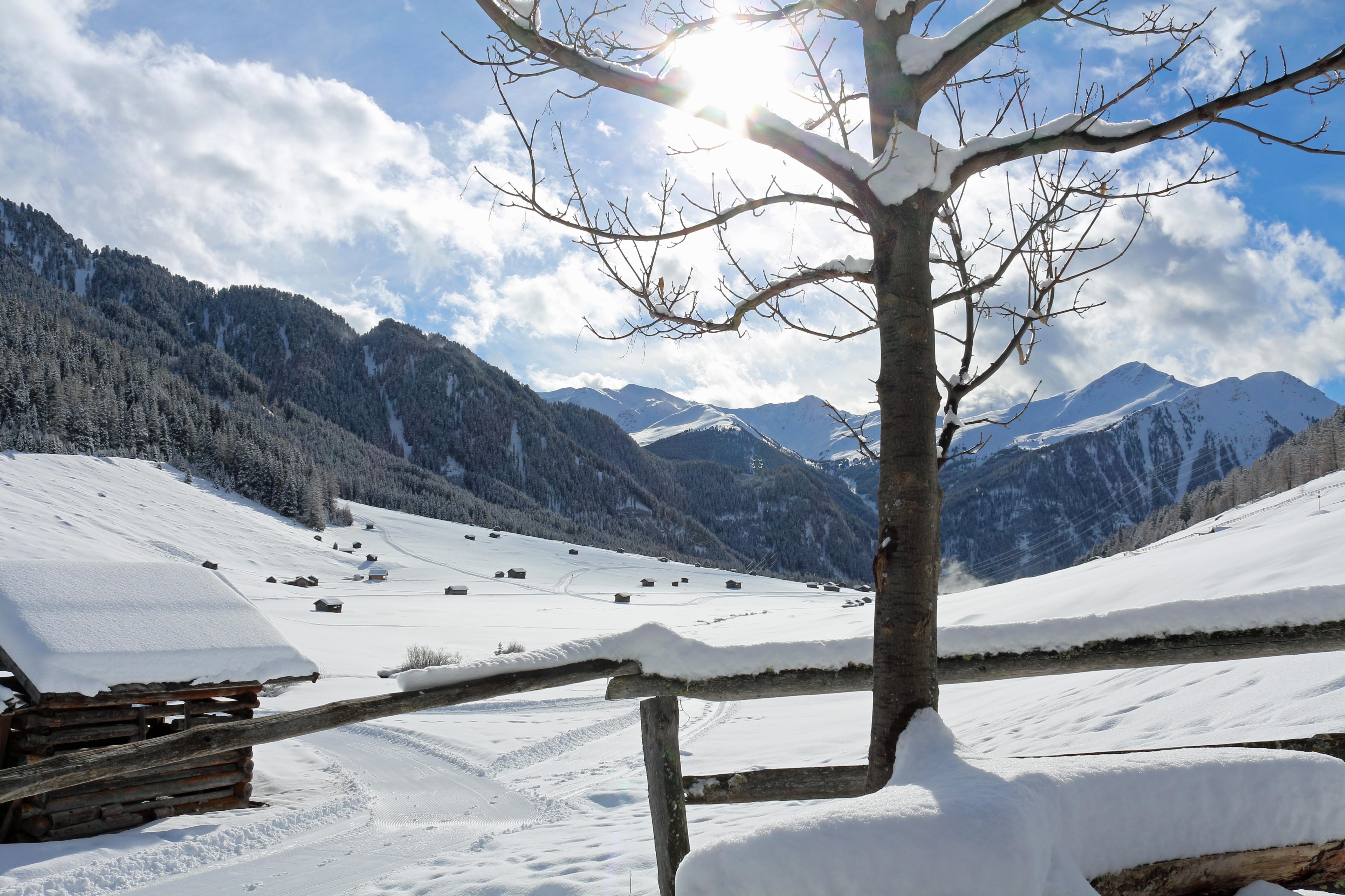 Tschey im Winter