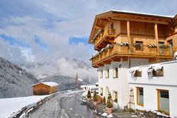 Berghof Außenansicht