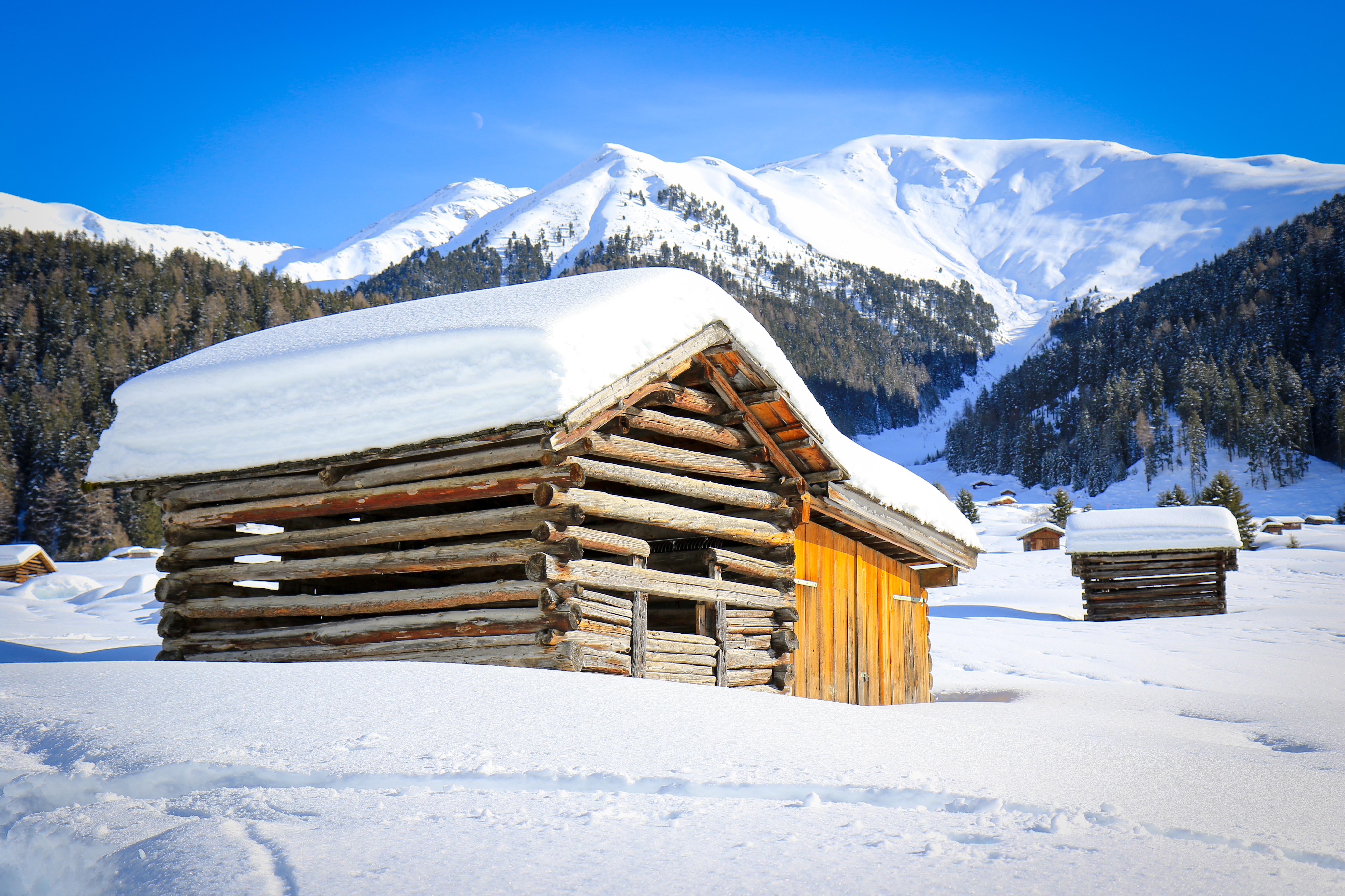 Schneesicherheit im Winter