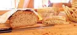 knuspriges, regionales Brot