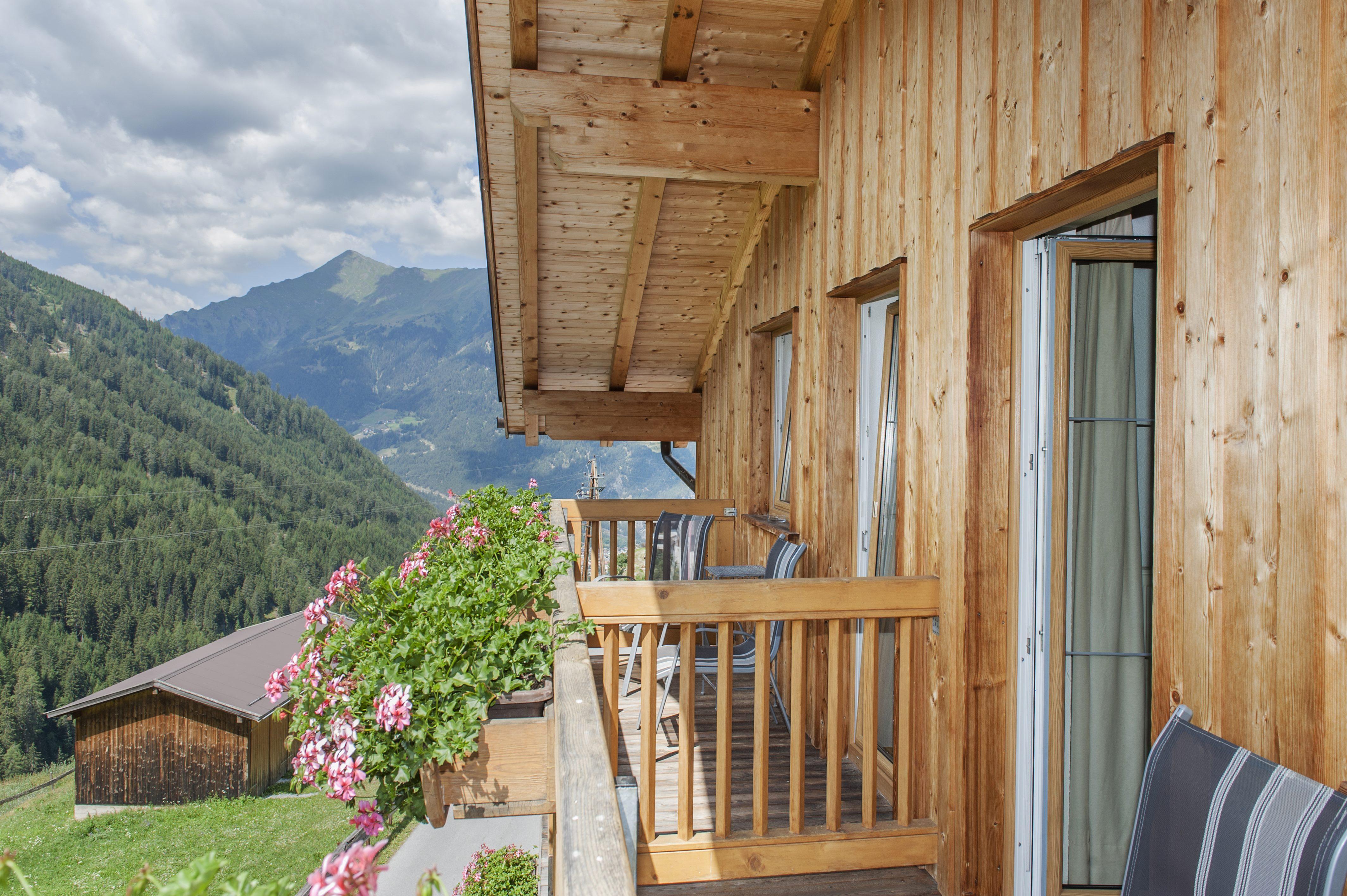 Aussicht vom Balkon (c) elikrismer