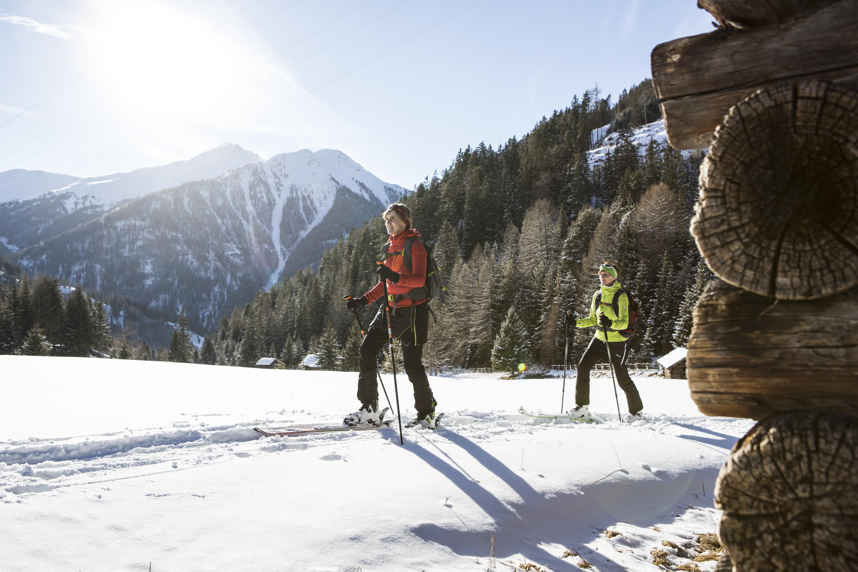 Skitouren von der Pfundser Tschey