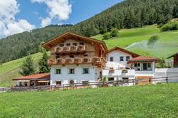 Südansicht Hotel Berghof