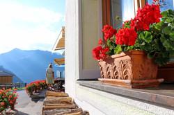 Berghof Terrasse
