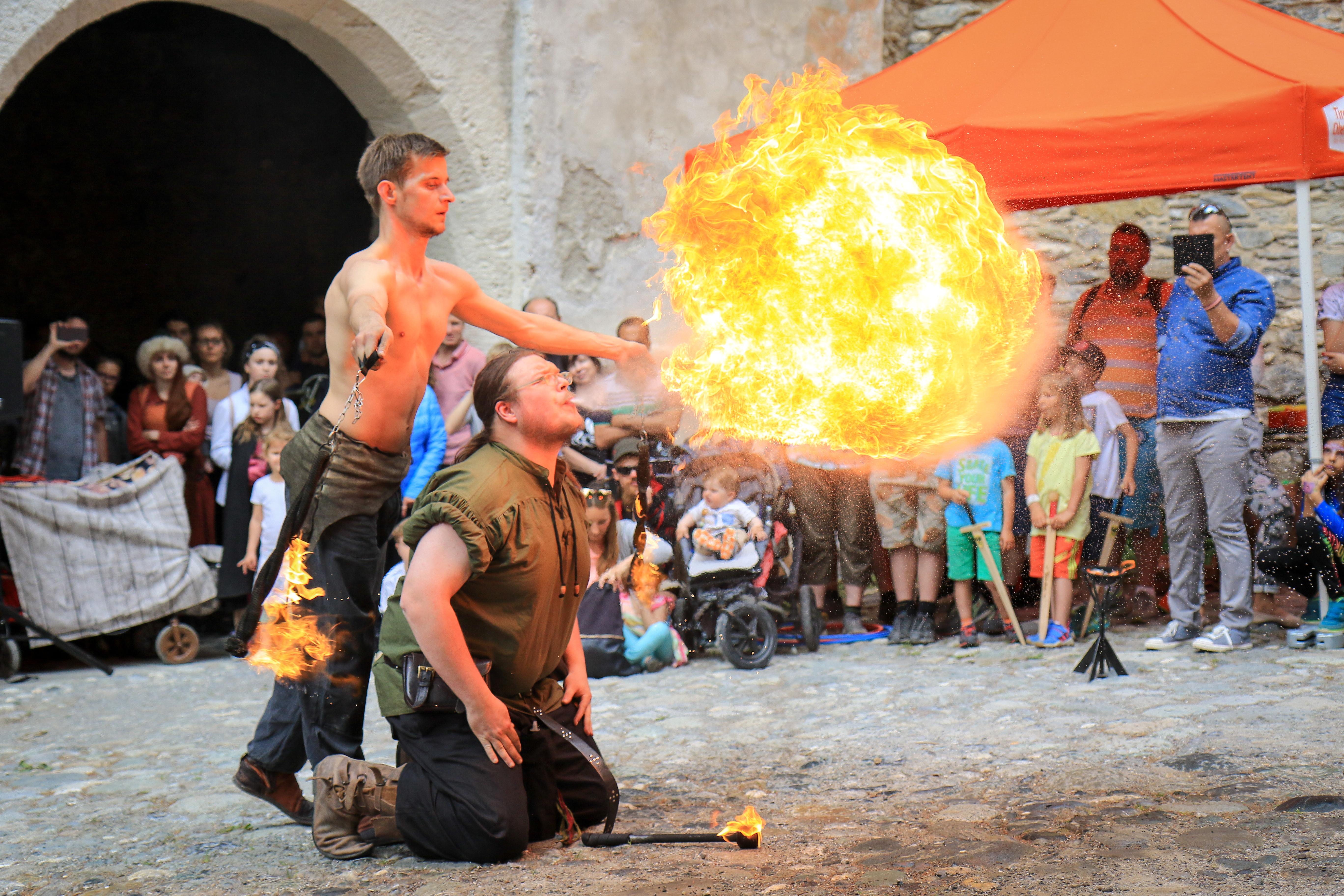 Mittelalterfest Altfinstermünz