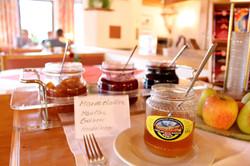 Marmeladen und Honig
