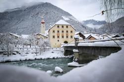 Pfundser Turaloch im Winter