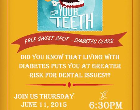 JUNE - Free Sweet Spot Class