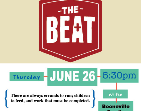 JUNE'S FREE Healthy Heart / THE BEAT Class
