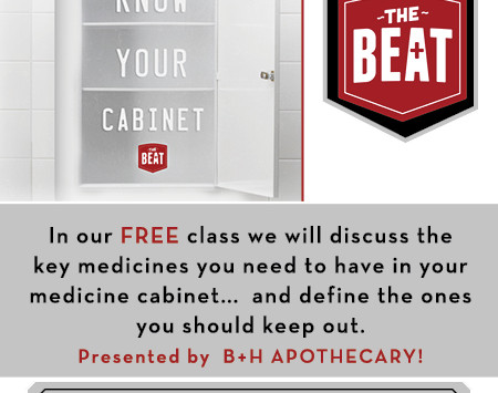 JULY'S FREE THE BEAT CLASS