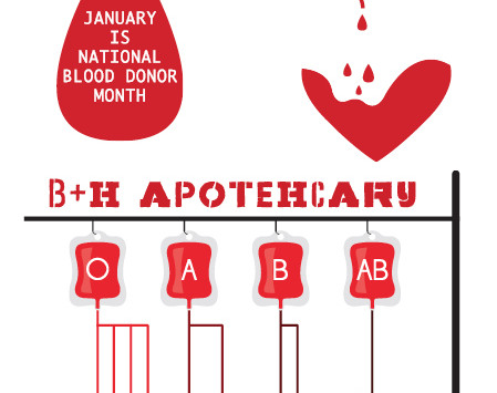GIVE LIFE! Donate Blood