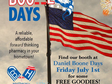 Daniel Boone Days 2016