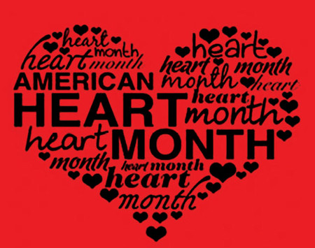 HEART HEALTH MONTH!