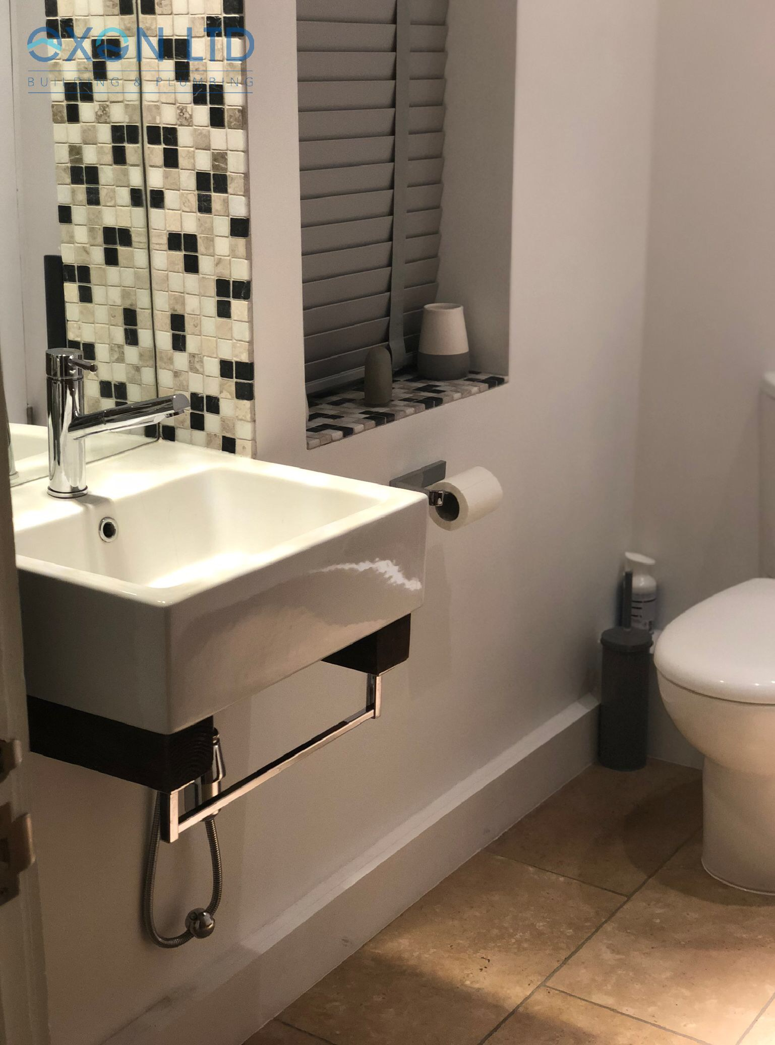 Bathroom Renovation - Didcot