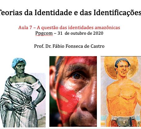A questão das identidades amazônicas