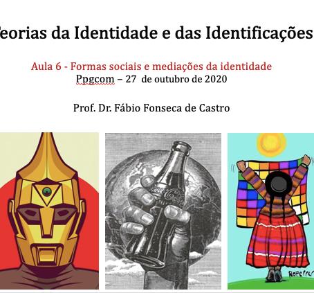 Formas sociais e mediações da identidade