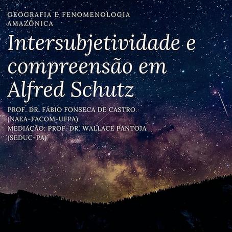 Intersubjetividade e compreensão em Alfred Schutz