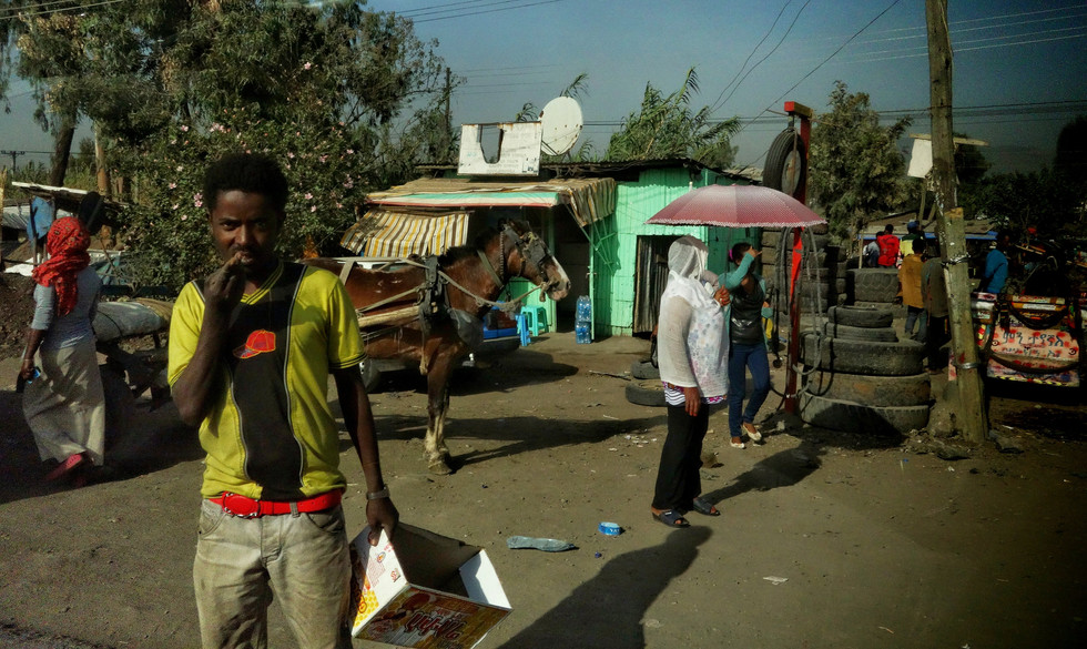 Addis Ababa, 2015. Taken with a Sony DSC-RX100