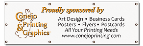 Large format signs, banners, posters