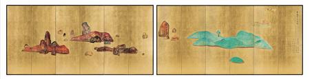 永结无情游 艺术家: 郑在东 策展人: 衣淑凡 时间:2019.10.22– 2019.10.28 地点: 日本京都临济宗大本山东福寺一华院