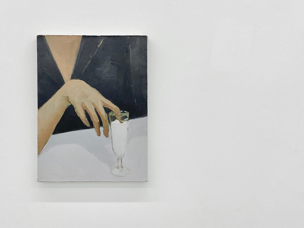 """CURIOSITY"" ZHA Dawei Solo Exhibition"
