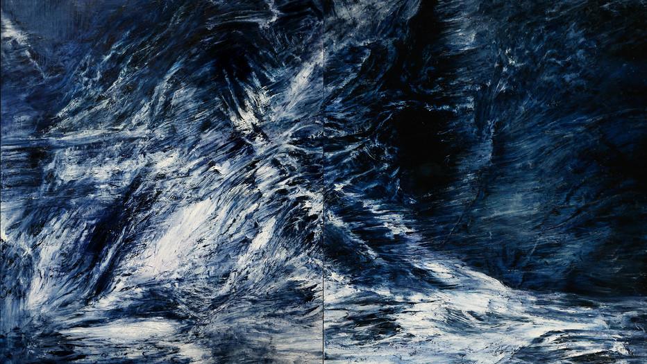 2018 · 隐匿之地 · 孙尧 · 中国美术学院美术馆作品展