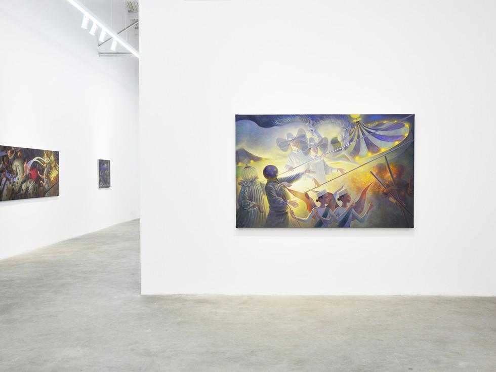 The Solo Exhibition of Ji Yiwei