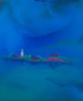 瘦西湖 布面丙烯 200x200cm 2014.jpg