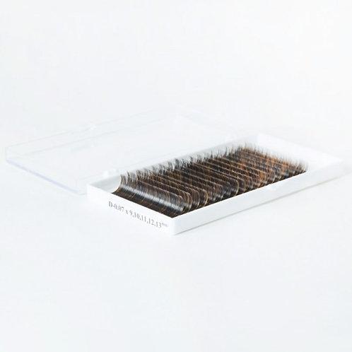 Sakura колорированые ресницы - цвет 08(микс) Д