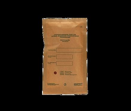 Крафт-пакет для стерилизации, СтериМаг 75х150 (100 шт/уп)